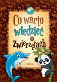 Wiesław Błach - Co warto wiedzieć o zwierzętach kolor BR GREG