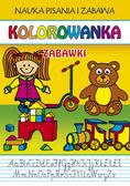 Guzowska Beata, Kubera Joanna - Kolorowanka Zabawki