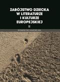 Zabójstwo dziecka w literaturze i kulturze europejskiej II
