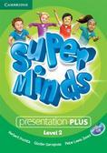 Puchta Herbert, Gerngross Gunter, Lewis-Jones Peter - Super Minds 2 Presentation Plus DVD