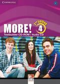 Cassidy Hannah - More!  4 Testbuilder CD