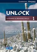White N. M. - Unlock 1 Listening and Speaking Skills Presentation plus DVD
