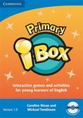 Nixon Caroline, Tomlinson Michael - Primary i-Box Classroom Games and Activities CD
