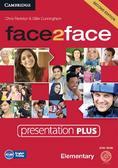 Redston Chris, Cunningham Gillie - face2face Elementary Presentation Plus DVD