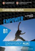 Doff Adrian, Thaine Craig, Puchta Herbert, Stranks Jeff, Lewis-Jones Peter - Cambridge English Empower Pre-Intermediate Presentation Plus. B1