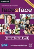 Chris Redston , Gillie Cunning - face2face Upper Intermediate Presentation Plus