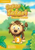 Puchta Herbert, Gerngross Günter, Lewis-Jones Peter - Super Safari 2 Teacher`s DVD