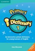 Wieczorek Anna - Primary i-Dictionary 1 CD