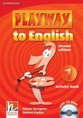 Gerngross Gunter, Puchta Herbert - Playway to English  1 Activity Book + CD