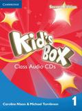 Nixon Caroline, Tomlinson Michael - Kid`s Box Second Edition 1 Class Audio 4 CD