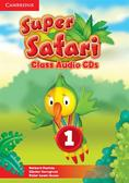 Puchta Herbert, Gerngross Günter - Super Safari  1 Class Audio 2CD