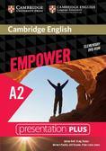 Doff Adrian, Thaine Craig, Puchta Herbert - Cambridge English Empower Elementary Presentation Plus DVD