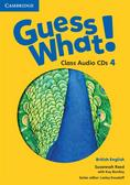 Reed Susannah, Bentley Kay - Guess What! 4 Class Audio 2CD