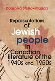 Dominika Stasiak-Maziarz - Representations of Jewish people in Canadian...
