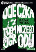 Rafał Witek - Ucieczka z tajemniczego ogrodu audiobook