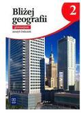 praca zbiorowa - Geografia GIM 2 Bliżej geografii ćw. w.2016 WSIP