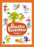 Anna Borchard, Joanna Dziejowska - Paczka Puszatka. RPP KP cz.1 WSiP