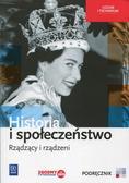 Marcin Markowicz, Olga Pytlińska, Agata Wyroda - Historia LO Rządzący i rządzeni podr w.2016 WSiP