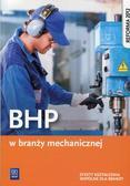 Łuszczak Marek - BHP w branży mechanicznej Efekty kształcenia wspólne dla branży