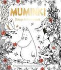praca zbiorowa - Muminki. Księga kolorowanek