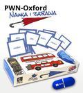 Pendrive - Słownik języka angielskiego PWN-Oxford. Nauka i zabawa: English BOX