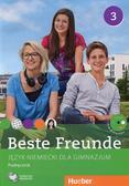 Beste Freunde 3 Podręcznik wieloletni z płytą CD. Gimnazjum