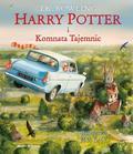 Rowling Joanne K. - Harry Potter i komnata tajemnic ilustrowana