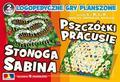 Stonoga Sabina Pszczółki Pracusie. Logopedyczne gry planszowe