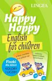 Opracowanie zbiorowe - Happy Hoppy fiszki dla dzieci – angielski. Kolory i liczby