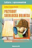 Conan-Doyle Arthur - Przygody Sherlocka Holmesa. Lektura z opracowaniem