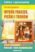 Kochanowski Jan - Wybór fraszek, pieśni i trenów. Lektura z opracowaniem