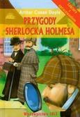 Conan-Doyle Arthur - Przygody Sherlocka Holmesa. Lektura z opracowaniem (dodruk 2017)