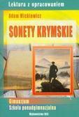 Mickiewicz Adam - Sonety krymskie. Lektura z opracowaniem.