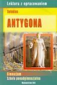 Sofokles - Antygona. Lektura z opracowaniem (dodruk 2017)