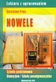 Prus Bolesław - Nowele. Lektura z opracowaniem (zielona seria, dodruk 2017)