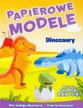 Dinozaury Papierowe modele