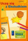 Kitlińska-Pięta Halina, Orzechowska Zenona, Stępień Magdalena - Uczę się z Ekoludkiem 2 ćwiczenia część 1. Szkoła podstawowa