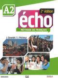 Echo A2 Podręcznik + CD
