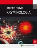 Hołyst Brunon - Kryminologia