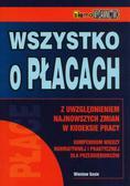 Sasin Wiesław - Wszystko o płacach