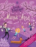 Erich Kastner - Mania czy Ania książka z audiobookiem