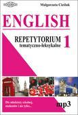 Malgorzata Cieślak - English. Repetytorium 1 tem-leks.+ mp3 WAGROS