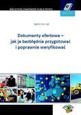 Agata Hryc-Ląd - Dokumenty ofertowe - jak je bezbłędnie przygotować i poprawnie ofertować