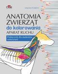 Purzyc Halina - Anatomia zwierząt do kolorowania. Aparat ruchu. Podręcznik dla studentów weterynarii