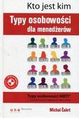 Cakrt Michal - Kto jest kim Typy osobowości dla menedżerów