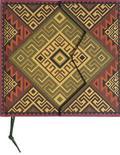 Notatnik ozdobny 0018-03 PRECOLOMBINA Cultura Mapuche