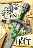 Tom Holt - Ziemia, powietrze, ogień i... budyń