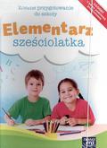 praca zbiorowa - Elementarz sześciolatka. Pakiet podstawowy NE