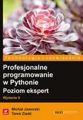 Jaworski Michal, Ziade Tarek - Profesjonalne programowanie w Pythonie Poziom ekspert