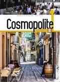 Nathalie Hirschsprung, Tony Tricot - Cosmopolite 1 podręcznik + DVD HACHETTE